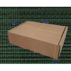 CAIXA E-COMMERCE G - 30 x 23 x 8,2cm - PACK C/25 UND