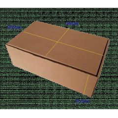 CAIXA E-COMMERCE GG MOD 2 - 34 x 19,5 x 11,5cm - PACK C/25 UND